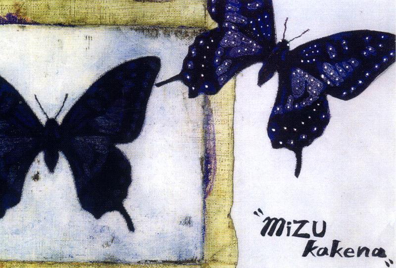 mizukakena展画像